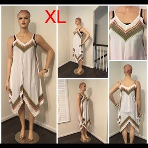 NWT Bohemian Handkerchief Dress